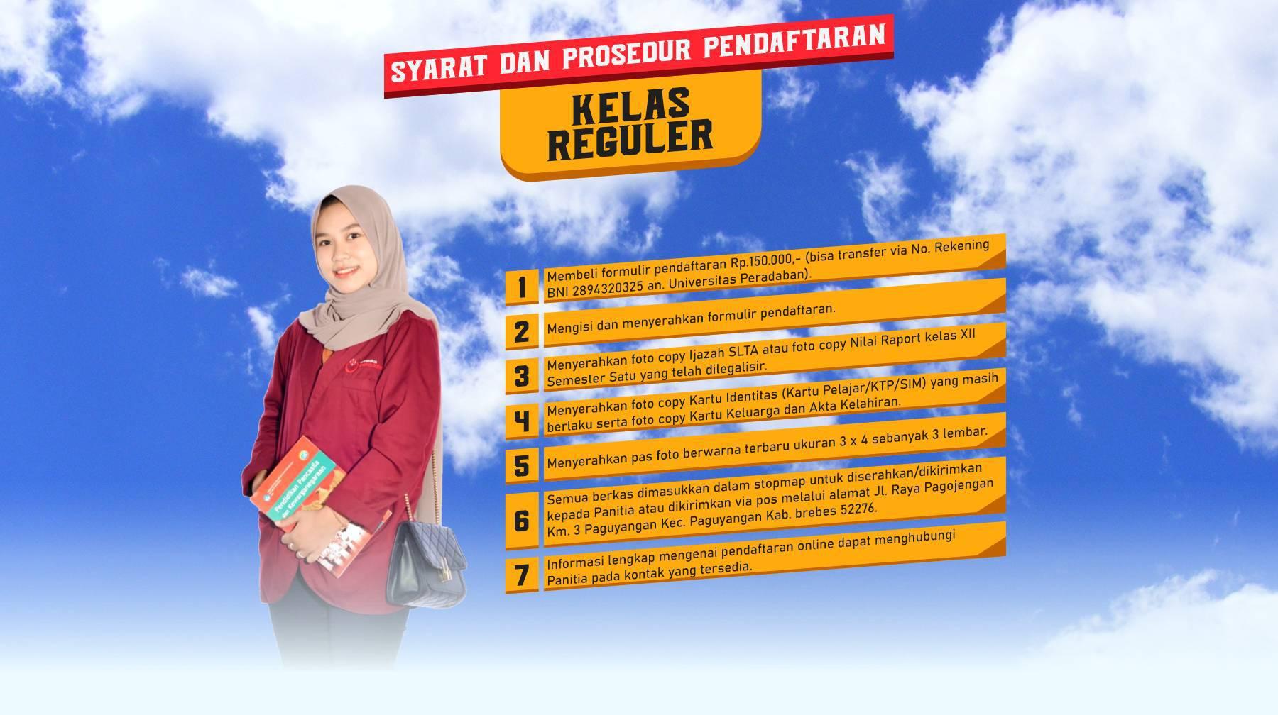 Syarat dan Prosedur Pendaftaran Versi PC